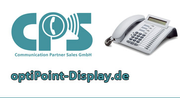 CPS optiPoint-Display.de